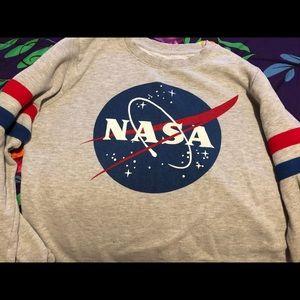 NASA Sweater
